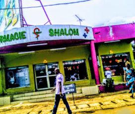 Pharmacie Shalom