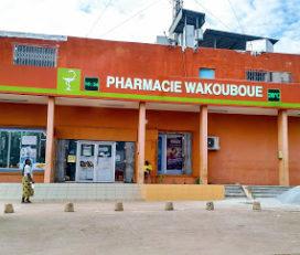 Pharmacie Wakouboue