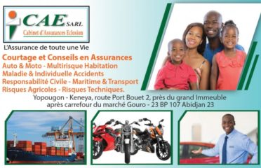 CAE (CABINET D'ASSURANCE ECLOSION)