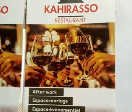 RESTAURANT KAHIRASSO