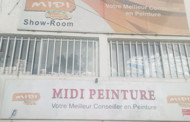MIDI PEINTURE CÔTE D'IVOIRE
