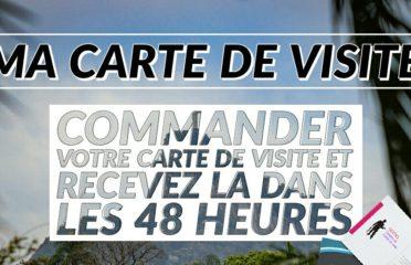 MA CARTE DE VISITE