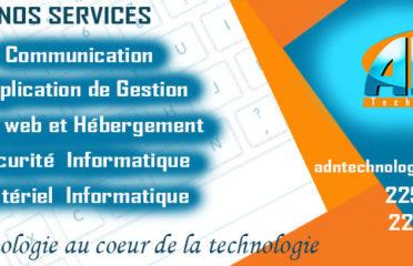 ADN TECHNOLOGIE Multi-services