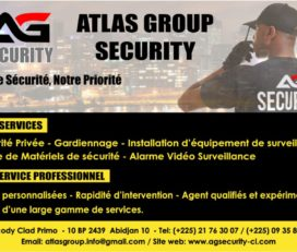ATLAS GROUP SECURITY