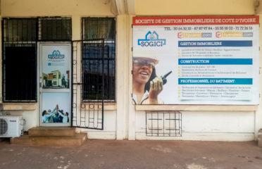 SOGICI  ( Société de Gestion Immobilière de Côte d'Ivoire )
