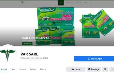 VAR SARL